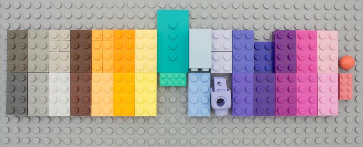 lego renkleri