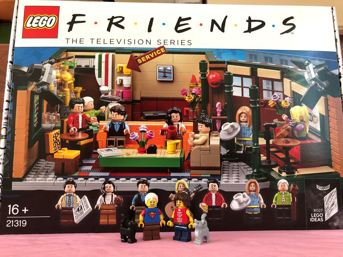 LEGO Central Perk (21319) Set İncelemesi