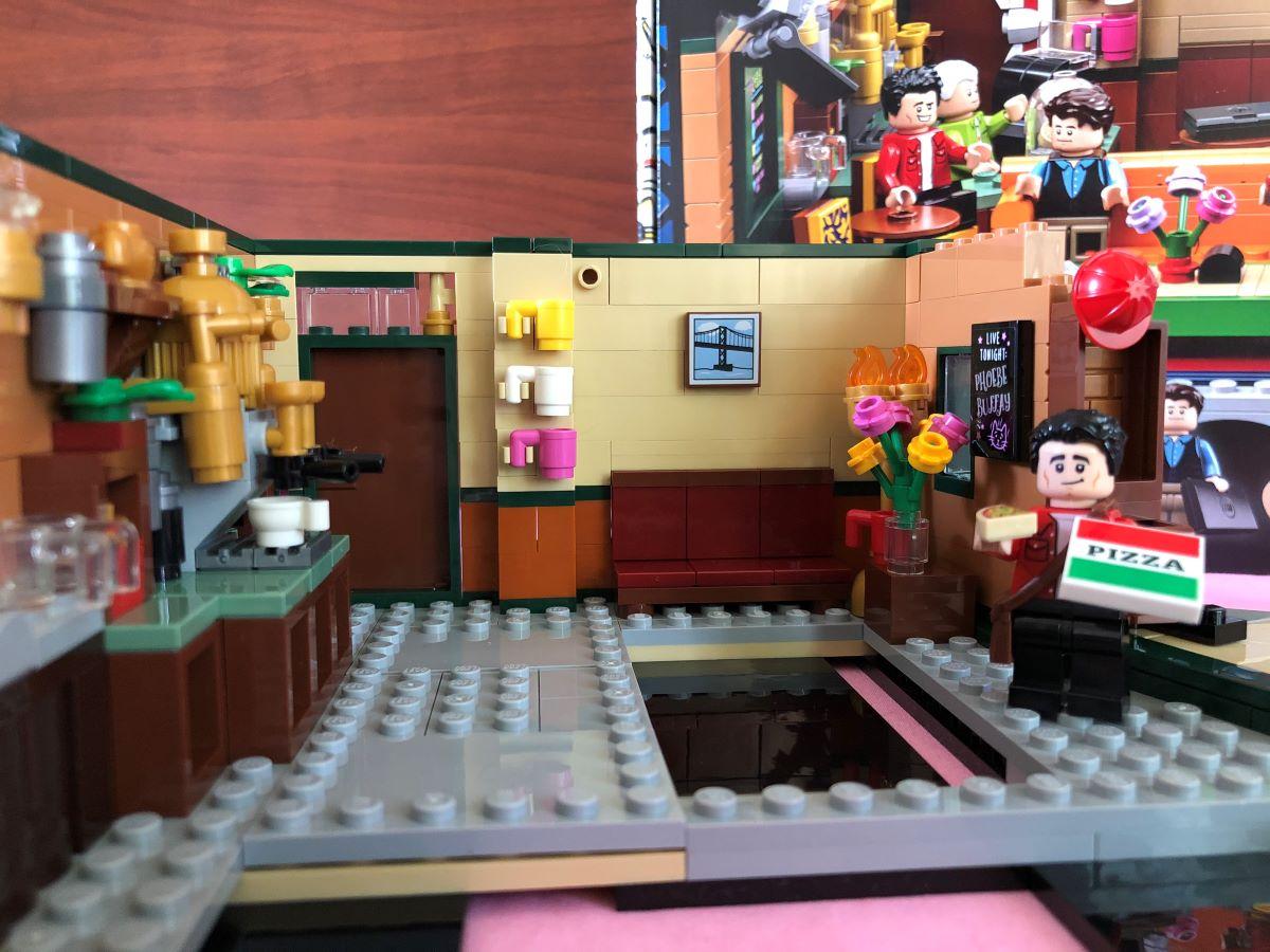 LEGO Central Perk İncelemesi