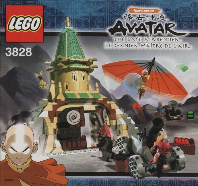 lego avatar: son havabükücü
