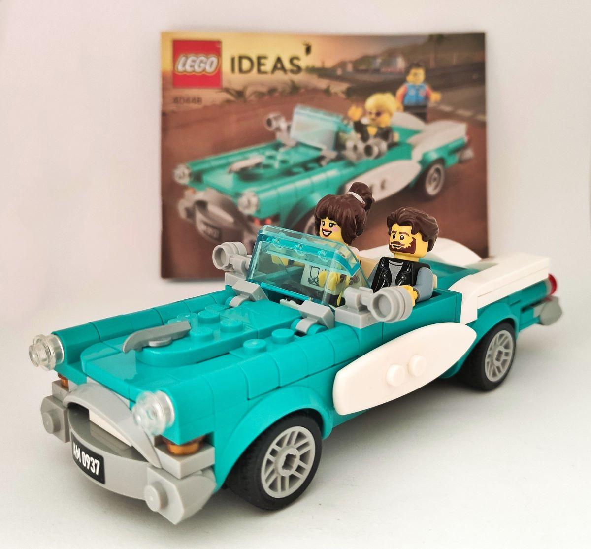 LEGO Vintage Car (40448) Seti ve Beraberinde Getirdikleri
