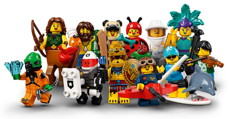 LEGO CMF 21 Serisi Ocak 2021'de Geliyor!