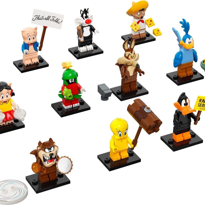 LEGO Looney Tunes CMF Serisi İlan Edildi!!!