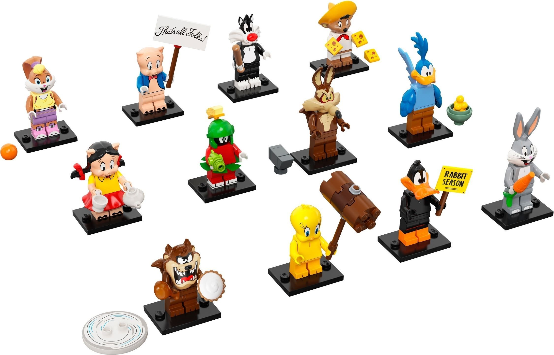 LEGO Looney Tunes Karakterleri