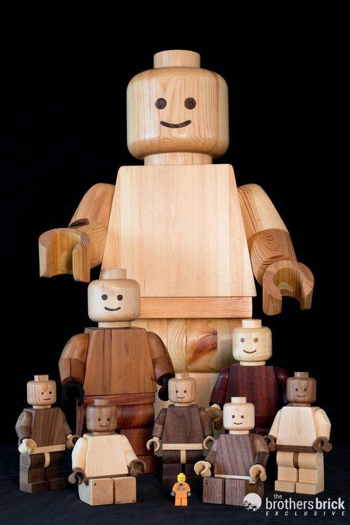 LEGO sanat: craig daniel the brothers brick