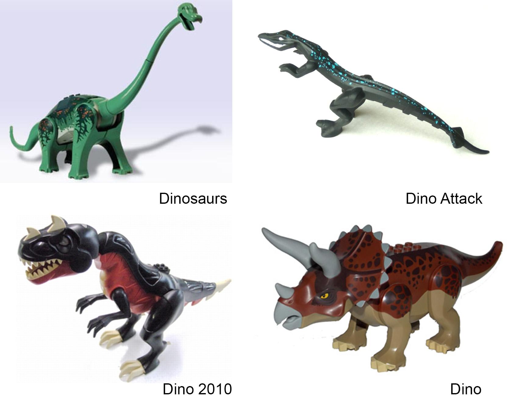 lego hayvan dinozor