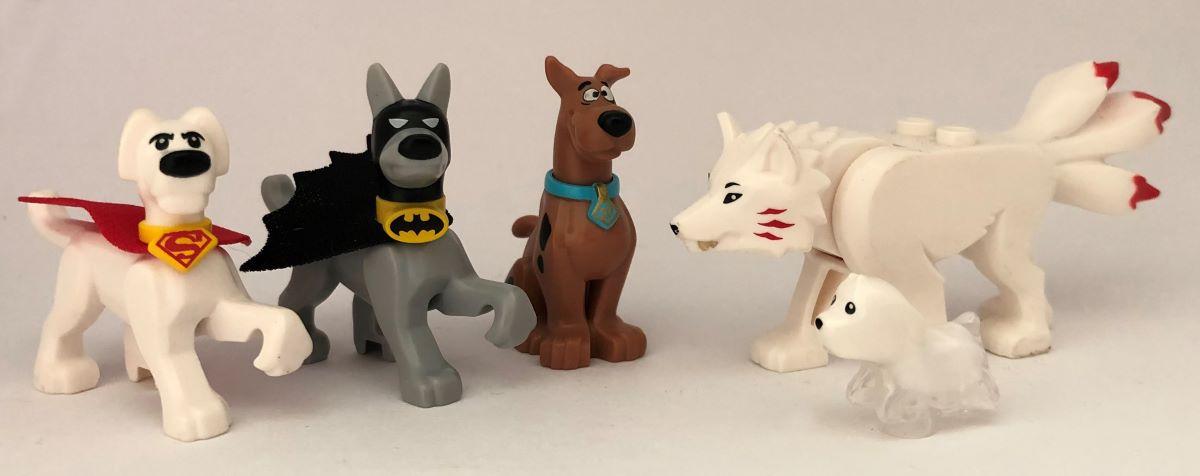 lego hayvan köpek