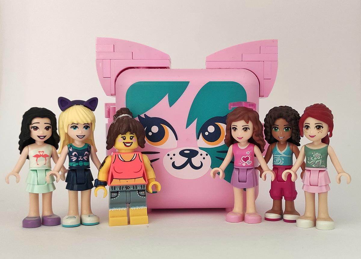 LEGO Friends Karakterlerinin Başına Gelenler