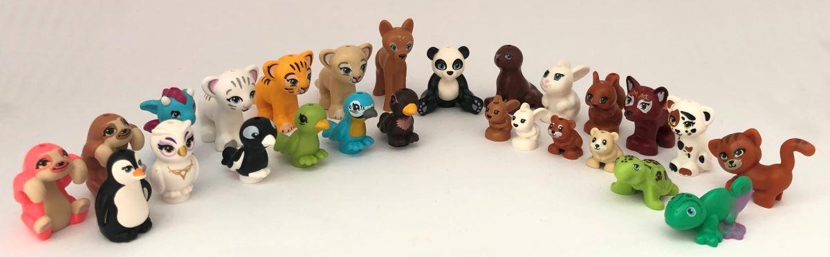 lego friends hayvan
