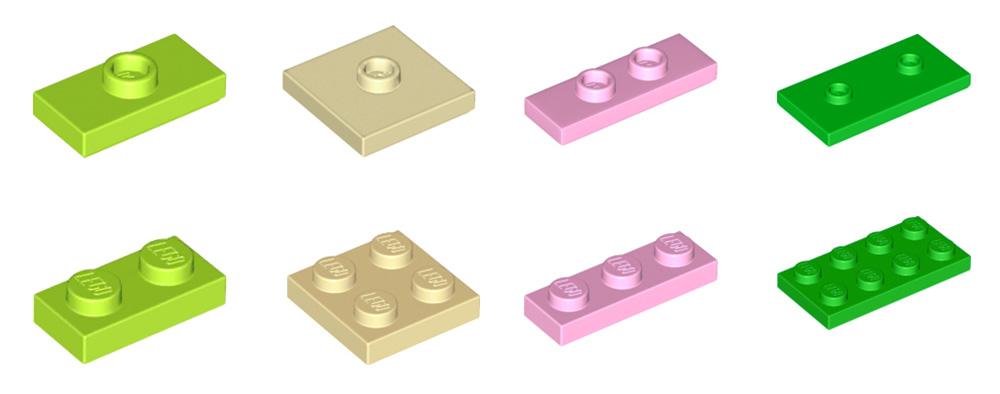 lego terimler sözlüğü lego jumper plate
