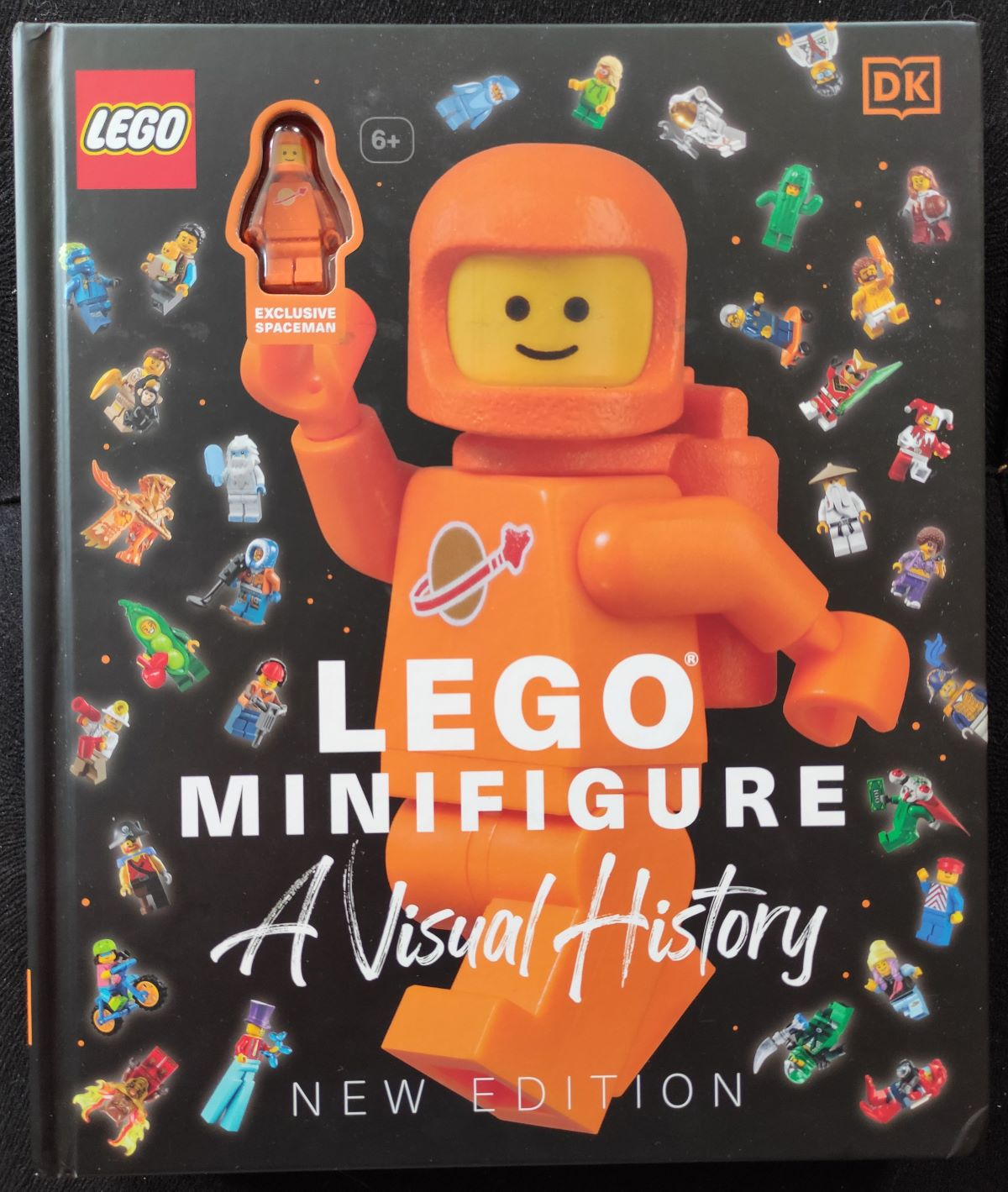 lego minifigure: a visual history