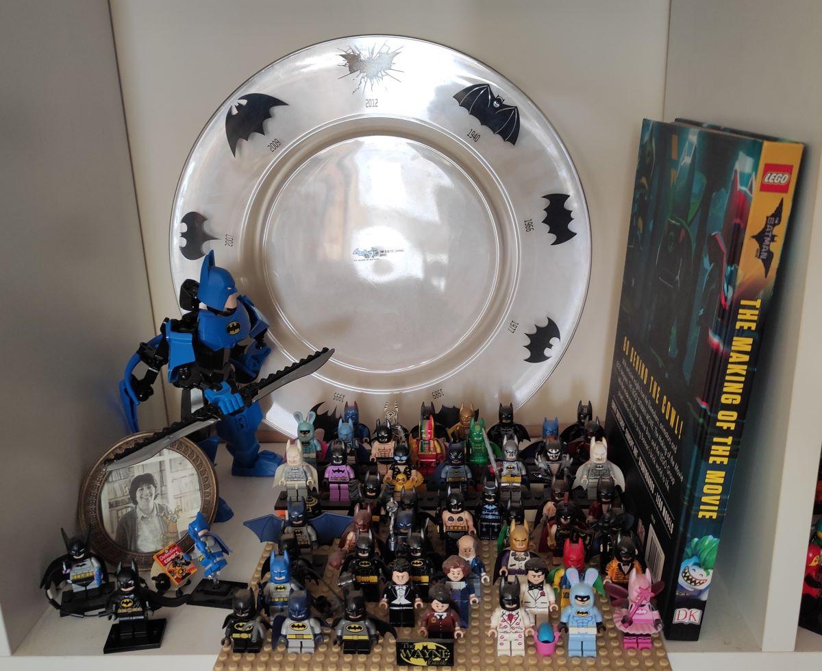 LEGO Batman Minifigürleri ve İlham Kaynakları