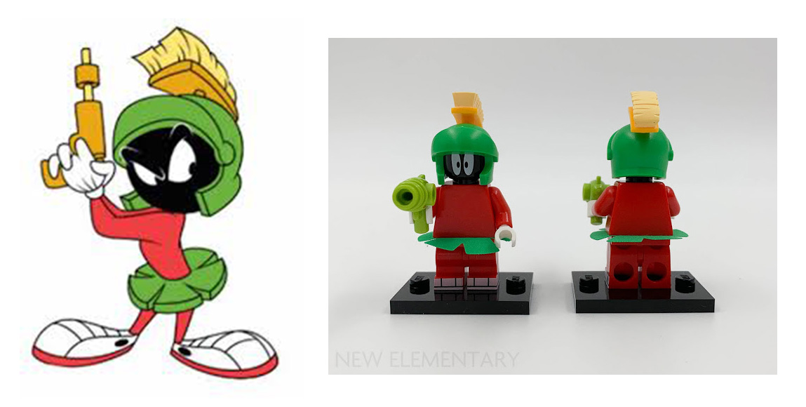 LEGO Looney Tunes Marvin the Martian