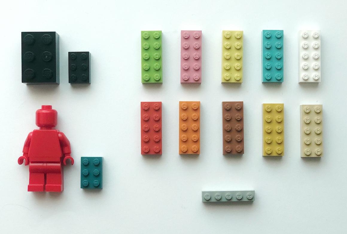 lego terimler sözlüğü modulex