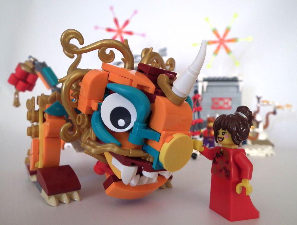 LEGO Story of Nian (80106) Set İncelemesi