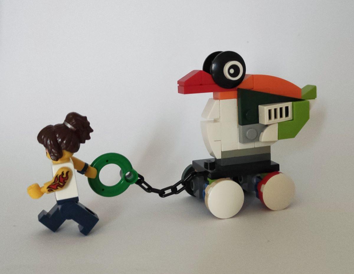 LEGO Ahşap Ördek (40501) Setinin Hikayesi