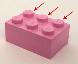 lego terimler sözlüğü stud
