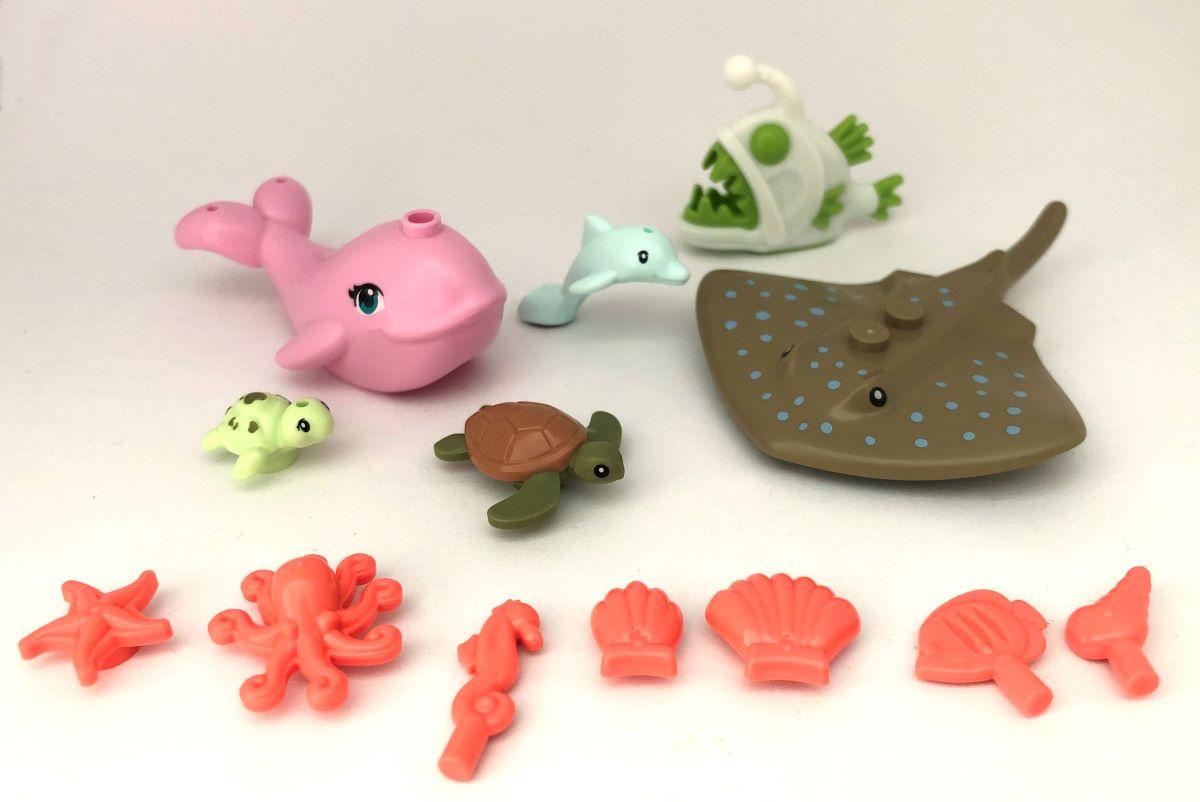 lego hayvan deniz