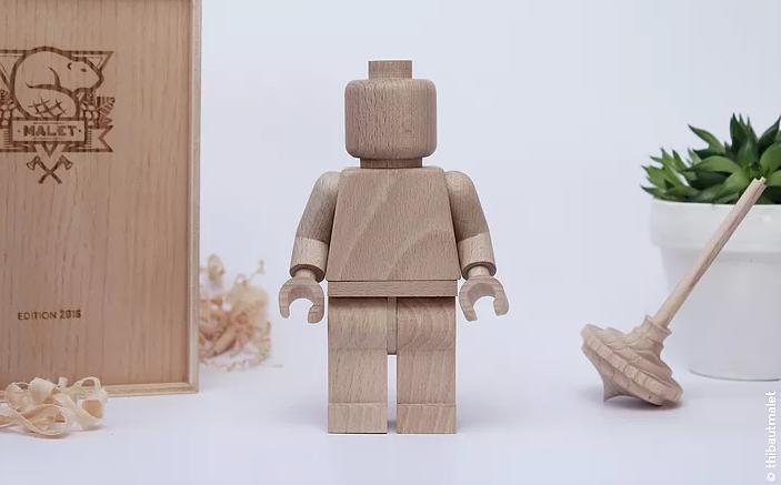 LEGO sanat: thibaut malet